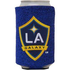 LA Galaxy Glitter Can Cooler