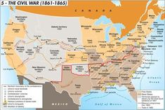 Comparing North and South at the Start of the Civil War - ThingLink