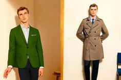 De Fursac Spring/Summer 2014 Men's Lookbook