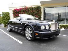 2007 Bentley Azure #car