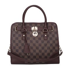 Perfect Michael Kors Hamilton Checkerboard Large Coffee Totes, Perfect You