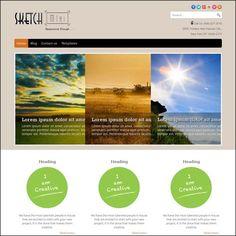 175+ Free Responsive WordPress Themes   WPRazzi