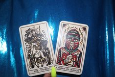 The Chariot + Knight of Wands Make You Feel, Like You, How Are You Feeling, Told You So, Knight Of Wands, The Ch, Mind Games, You May, Tarot Decks