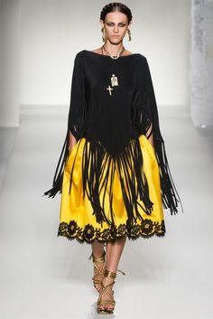 Moschino Spring 2012 | Milan Fashion Week
