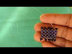 african pondo stitch ~ Seed Bead Tutorials