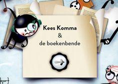 Nieuwe dyslexiegame: Kees Komma & de boekenbende is een leuke gratis game die spelenderwijs lezen en luisteren combineert en zo een eerste kennismaking biedt met gesproken boeken.