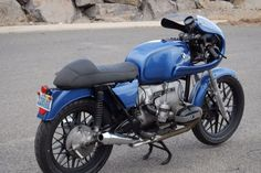 Awesome BMW 2017: bmw custom motorcycles | 1978 BMW R100/7 Custom Motorcycle Cafe Racer Airhead Bo...  Art