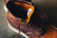 Red Wing Heritage 1907 Boots
