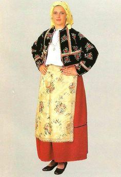 Croatian costumes of Šokac heritage in Bačka, Santovo / Hercegszántó Traditional, Costumes, Disney Princess, Disney Characters, Dress Up Clothes, Disney Princes, Men's Costumes, Suits