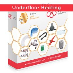 B-Hive Underfloor Heating is a leading supplier of systems and components to the UK plumbing and hating industry With a combine experience reaching Underfloor Heating Systems