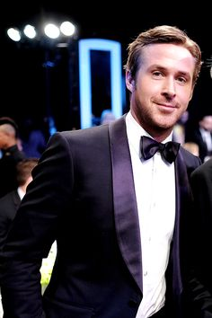 Ryan Gosling attends The 22nd Annual Screen Actors Guild Awards at The Shrine Auditorium on January 30, 2016 in Los Angeles, California.