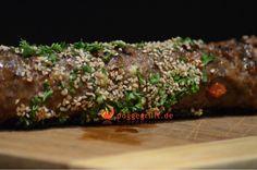 Rezept für - Kebab Spieße mit Sesam - von poggegrillt.de !!