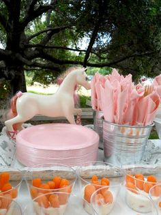 horse themed childrens parties | You are here: Home ~ Party Themes ~ Vintage Pony Party