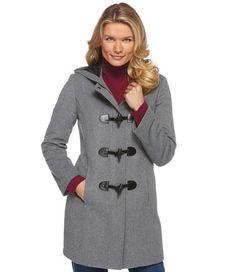 Wool Duffle Coat: Winter Jackets | Free Shipping at L.L.Bean