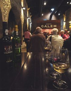 Calem Port Wine Tour , Portugal/ Flickr - Photo Sharing!