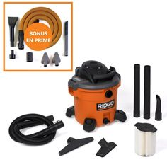 [Home Depot]RIDGID 5HP 12 gal. Wet/Dry Vacuum /w Premium car cleaning kit $71 - YMMV http://www.lavahotdeals.com/ca/cheap/home-depotridgid-5hp-12-gal-wet-dry-vacuum/114791