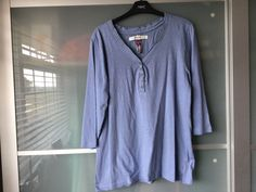 #Weird fish long #sleeve blue top size 16 #bnwot,  View more on the LINK: http://www.zeppy.io/product/gb/2/201686076044/