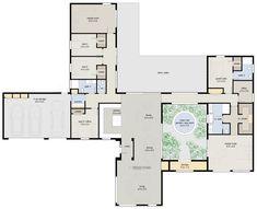 New home floor plans best of zen lifestyle 5 5 bedroom house plans new zeal 5 Bedroom House Plans, Bungalow House Plans, New House Plans, Dream House Plans, House Floor Plans, Small Bungalow, Men Bedroom, Bedroom Ideas, Large Bedroom