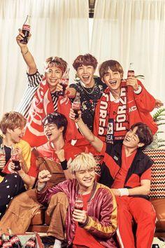 BTS x Coca-Cola