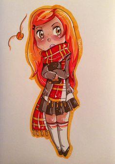 Ginny Fanbook by saeru-bleuts.deviantart.com on @DeviantArt