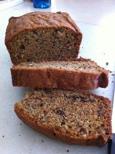 Dinner Time Ideas: Zucchini Bread (high altitude recipe)