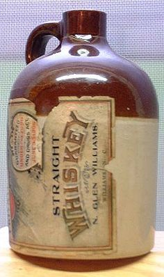 old whisky jug.nice if framed as pic Cigars And Whiskey, Scotch Whiskey, Bourbon Whiskey, Liquor Bottles, Bottles And Jars, Oldest Whiskey, Vintage Packaging, Wine And Spirits, Bottle Design