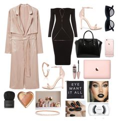 """""""We still rule."""" by nonameavailable on Polyvore featuring MANGO, Liliana, Maybelline, Givenchy, Eyeko, MAC Cosmetics, Too Faced Cosmetics, Diane Kordas, Anita Ko and styleinsider"""