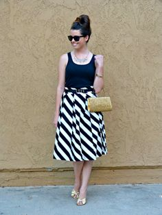 Stripes & Sparkle | The Fabulous Life of a Natural Disaster