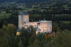 For 70 years now, Bruck Castle on the castle hill above Lienz is the museum of the East Tyrolean city. Tyrol Austria, Central Europe, Hungary, Croatia, Castle, Mansions, House Styles, City, Austria