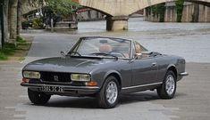 Peugeot 504 Cabriolet (1969-1983)