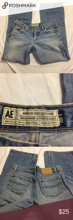 ⭐️ AE jeans size 6 Flare jeans by AE American Eagle Outfitters Jeans Flare & Wide Leg