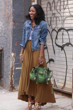 #NY #StreetStyle #BlackGirlsRock