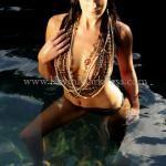 Claudia Henkel African Models, Stylists, Makeup, Artist, Swimwear, Ideas, Fashion, Make Up, Bathing Suits