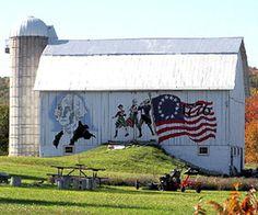 ~ historical barn ~