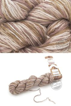 38% off Fibra Natura Exquisite Bamboo Yarn (Tawny Birch). Click the image or: http://www.craftsy.com/ext/20121120_YarnPin2