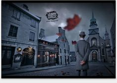 Photo Editing Tutorial  -  In this 115-minute Photoshop Photo Editing Video Tutorial, we will transform an ordinary photo taken in Old Montreal and turn it into a night scene where we will focus on accentuating the details, add elements to spice up the image and work on the highlights and shadows to make everything pop more!  The photo editing techniques learned in this tutorial can serve to improve any photos that especially include buildings, streets, bridges, etc...