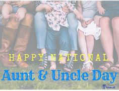 Spending holidays together special family times and sometimes sleepovers aunts and uncles often hold a special place in our heart! Today we celebrate our aunts and uncles! Happy National Aunt & Uncle Day! #nationalauntanduncleday #aunts #uncles #family #loans #mortgage #teamhomeloans #sandiego #fundit
