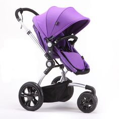 baby stroller baby tricycle two-way wheel baby car folding light  Free shipping