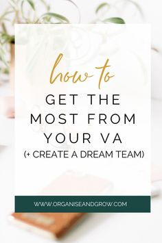 Thinking of growing your team?  Hiring a Virtual Assistant is a great first step. Here's how to ensure you get the most out of your VA. Make Money Online, How To Make Money, How To Become, How To Get, Win Win Situation, Little Bit Of You, Interview Process, Hiring Process, Online Work From Home