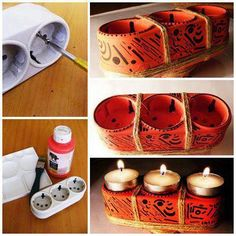 15 Clever Recycling Diy Ideas - Diy & Crafts Ideas Magazine