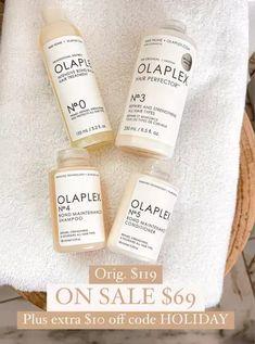 OLAPLEX hair sale #olaplex #hair #laurabeverlin #LTKbeauty #LTKsalealert #LTKunder50