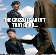 Grizzlies Nation is #1! Credit: Zachary Casson Berg  http://whatdoumeme.com/m…