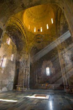Alter of Tatev Monastery, Armenia