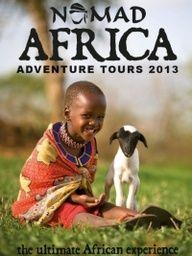 Nomad Adventure Tours 2013 Brochure - Order Now!