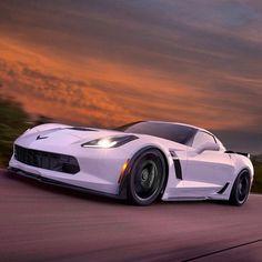 #Corvette #Z06