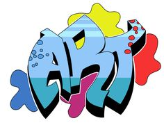 How to Draw Graffiti Names