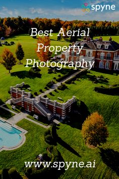 Aerial Property Photography Property Listing, Books, Photography, Livros, Livres, Book, Photograph, Libri, Fotografie