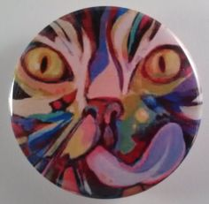 POCKET MIRRORS  Abstract Group 10  Free by kathyshandmade on Etsy, $1.75