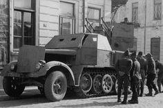 SdKfz. 7/1 mit 20mm Flak 38