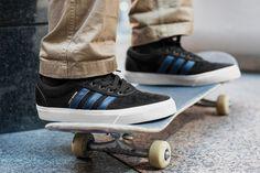 Adidas une skate e futebol em parceria com marca dinamarquesa